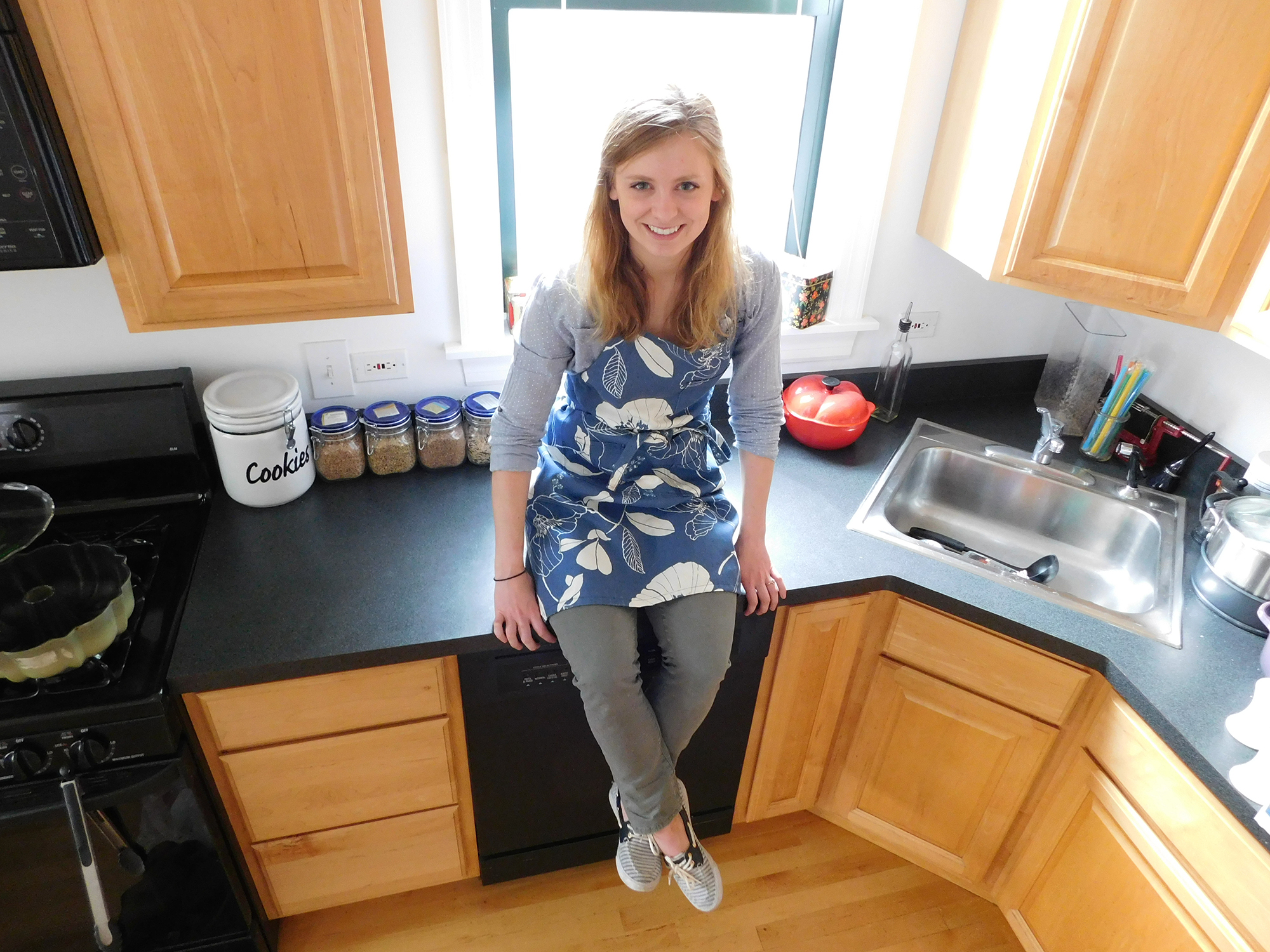Meet our Lead Recipe Tester, Kate Ander.