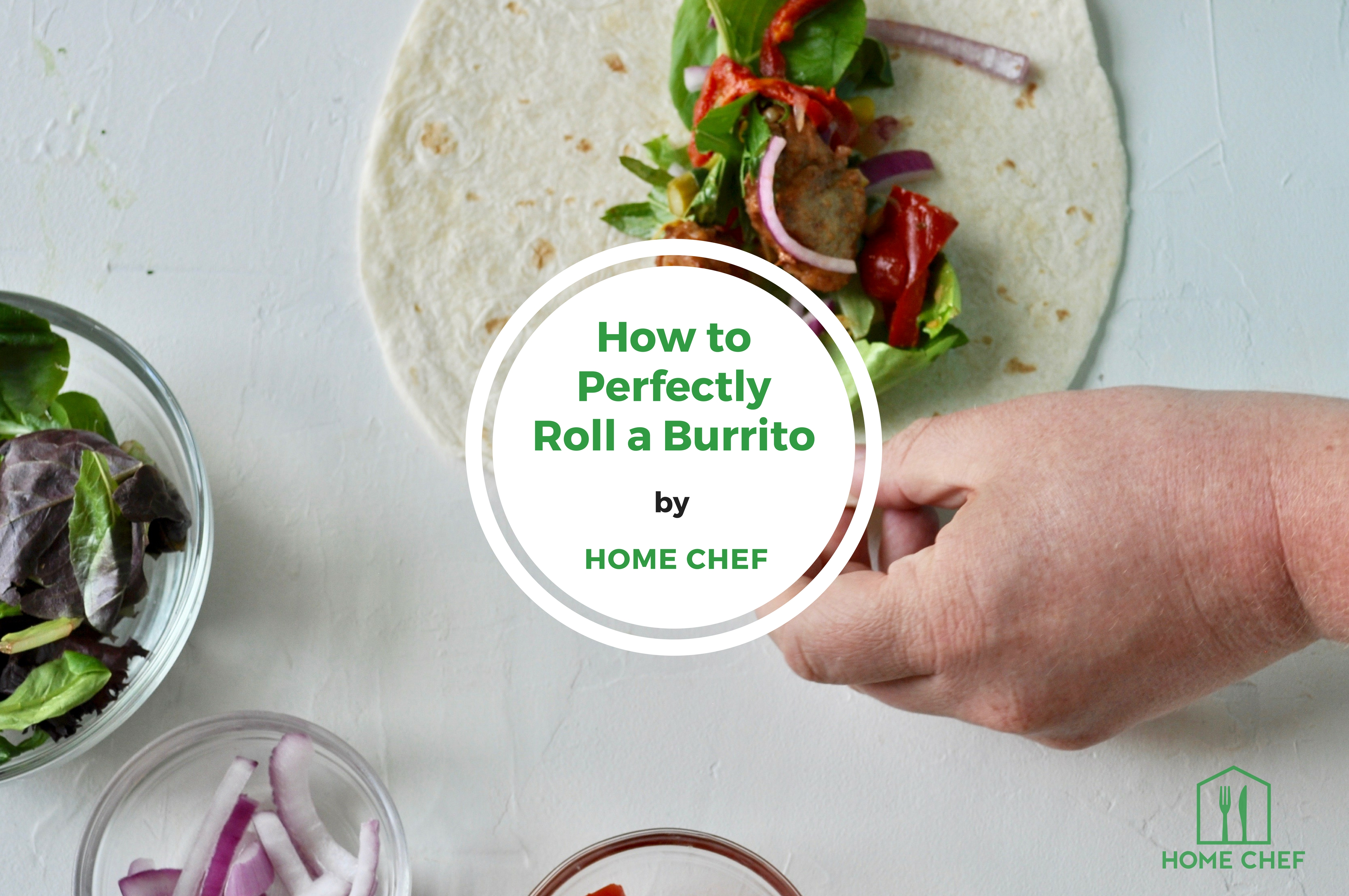 How to Perfectly Roll a Burrito - The Table
