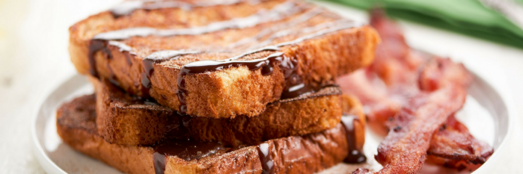 Nutella-Churro French Toast Recipe