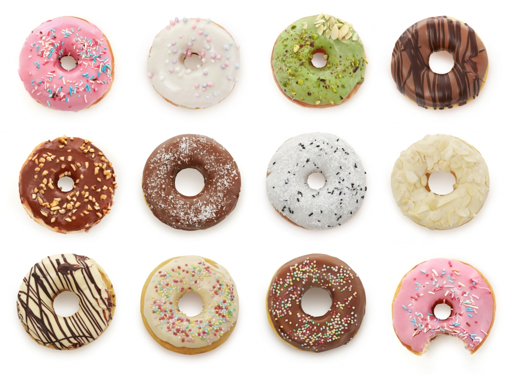 Five Doughnuts We Can't Wait to Bake Up