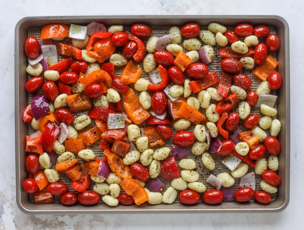 Easy Sheet Pan Dinners for Every Day of the Week